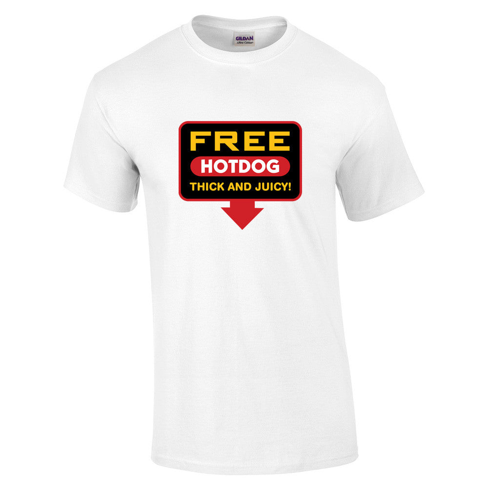 Free Hotdog T-Shirt - BBT Clothing - 4