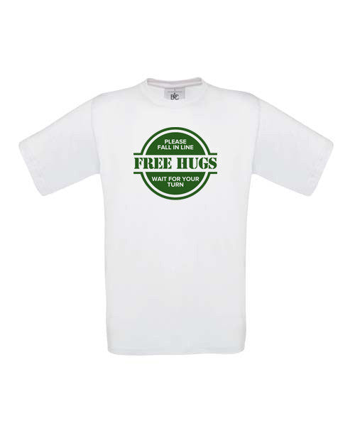 Free Hugs T-Shirt - BBT Clothing - 2