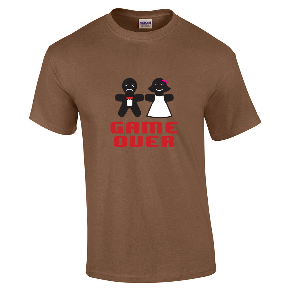 Game Over T-Shirt - BBT Clothing - 8