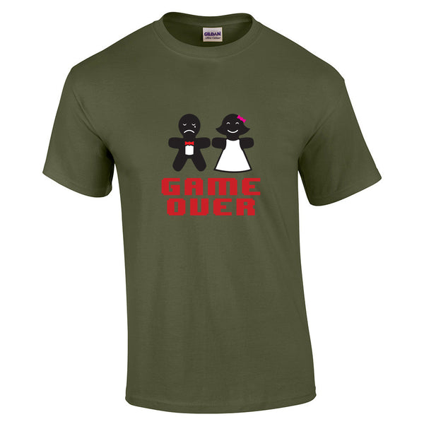 Game Over T-Shirt - BBT Clothing - 9