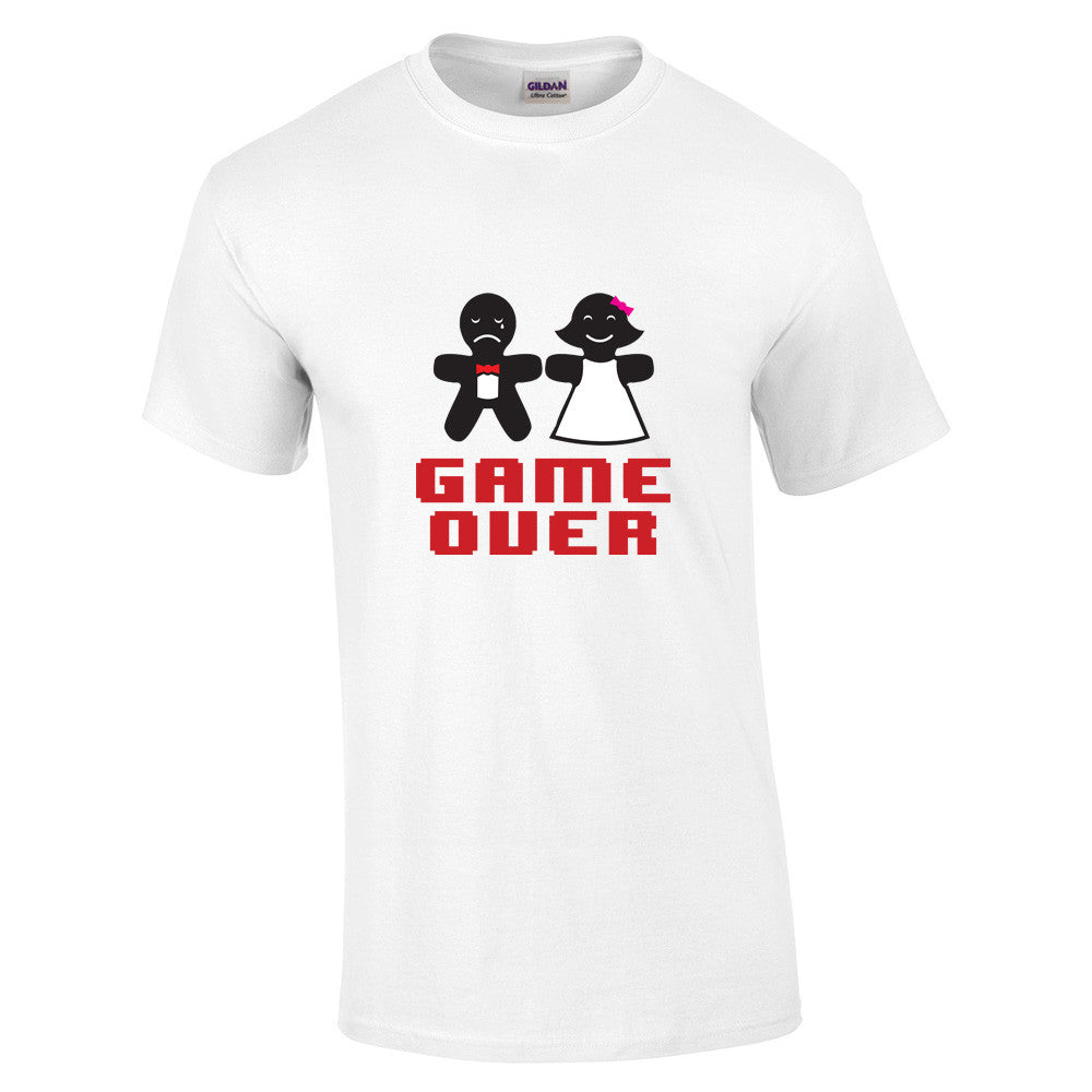 Game Over T-Shirt - BBT Clothing - 5