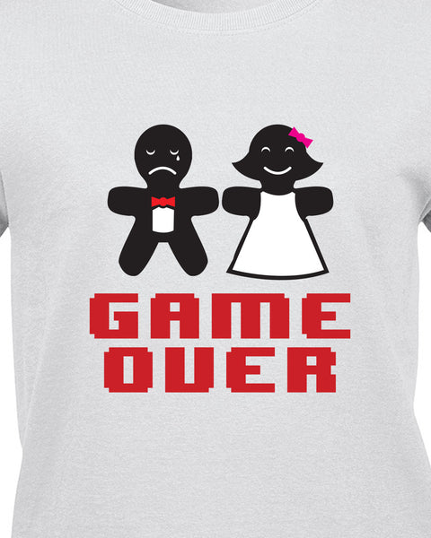 Game Over T-Shirt - BBT Clothing - 10