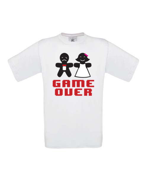 Game Over T-Shirt - BBT Clothing - 3