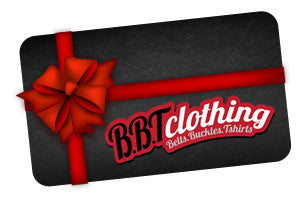 Gift Card - BBT Clothing