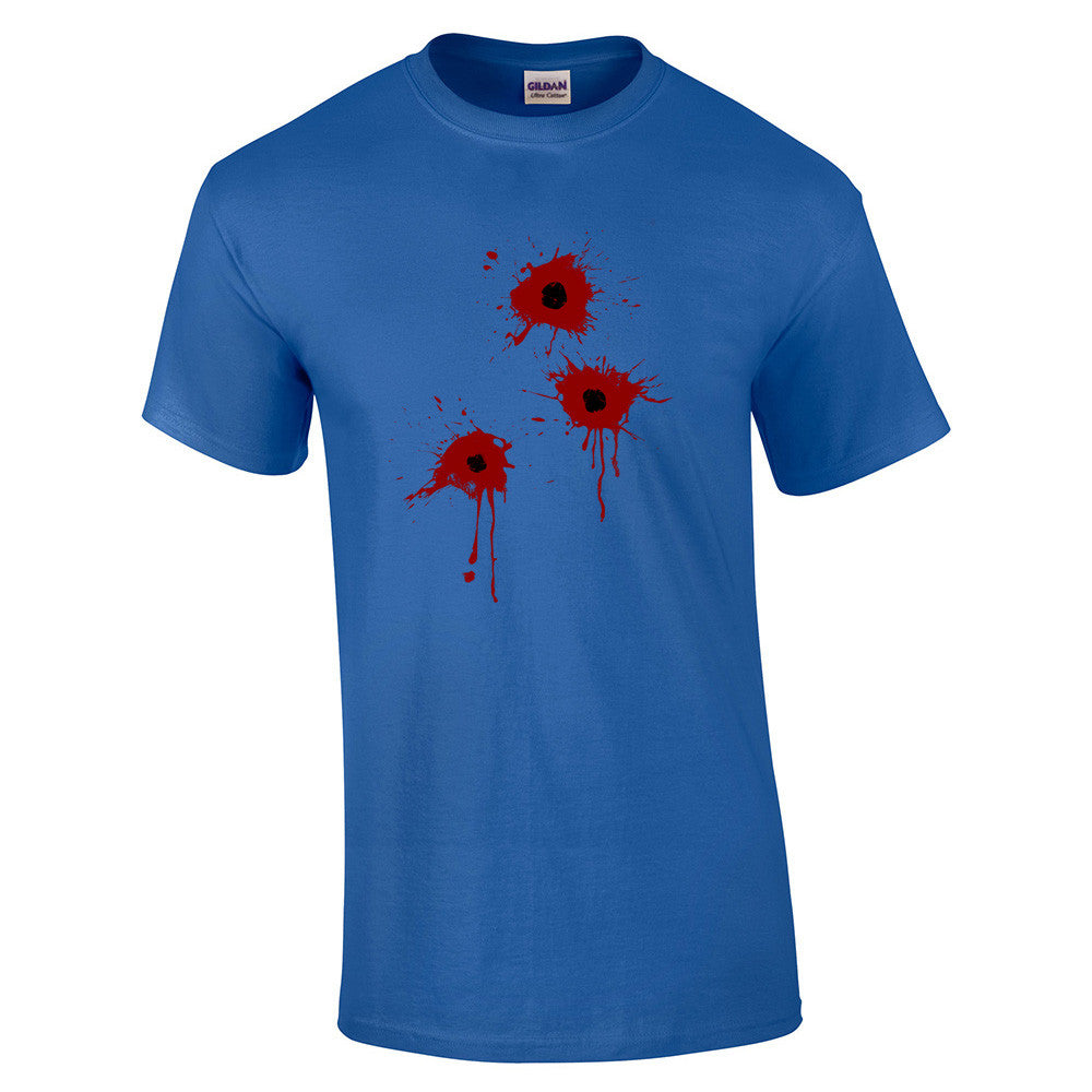 Gun Shot Costume T-Shirt - BBT Clothing - 5
