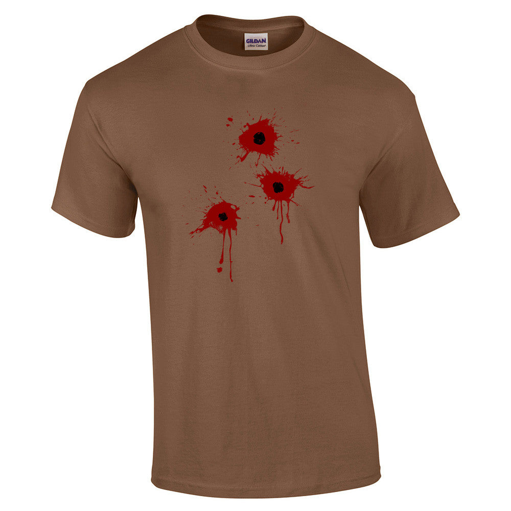 Gun Shot Costume T-Shirt - BBT Clothing - 6
