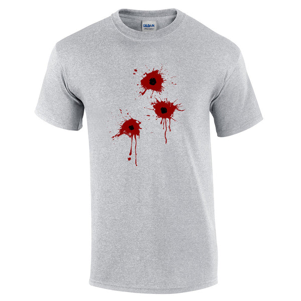 Gun Shot Costume T-Shirt - BBT Clothing - 8