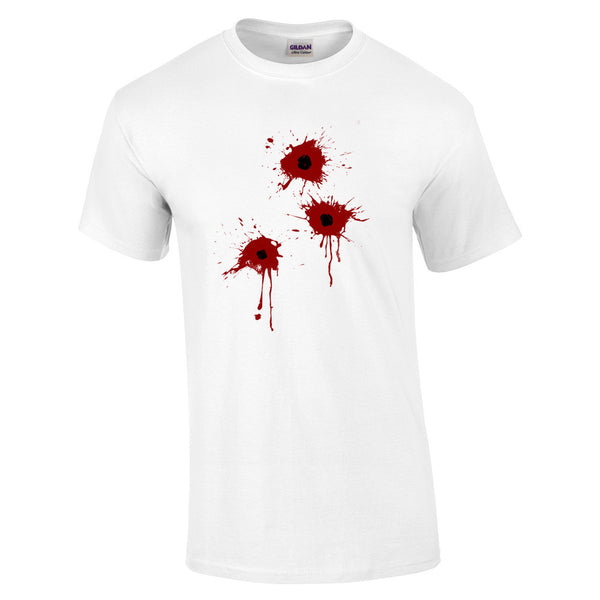 Gun Shot Costume T-Shirt - BBT Clothing - 9