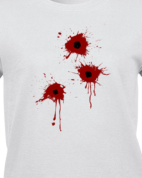 Gun Shot Costume T-Shirt - BBT Clothing - 10
