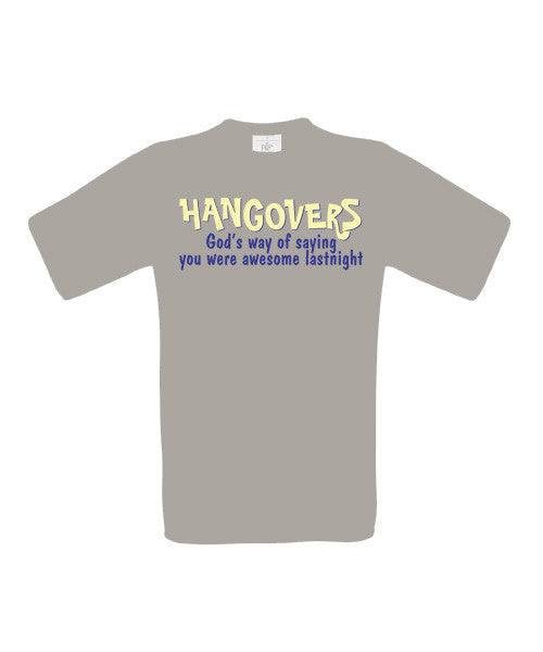 Hangover T-Shirt - BBT Clothing - 7
