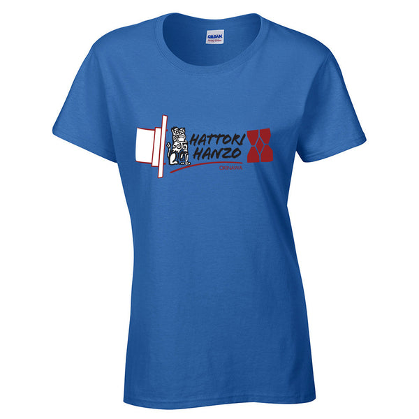 Hattori Hanzo Swords T-Shirt - BBT Clothing - 8