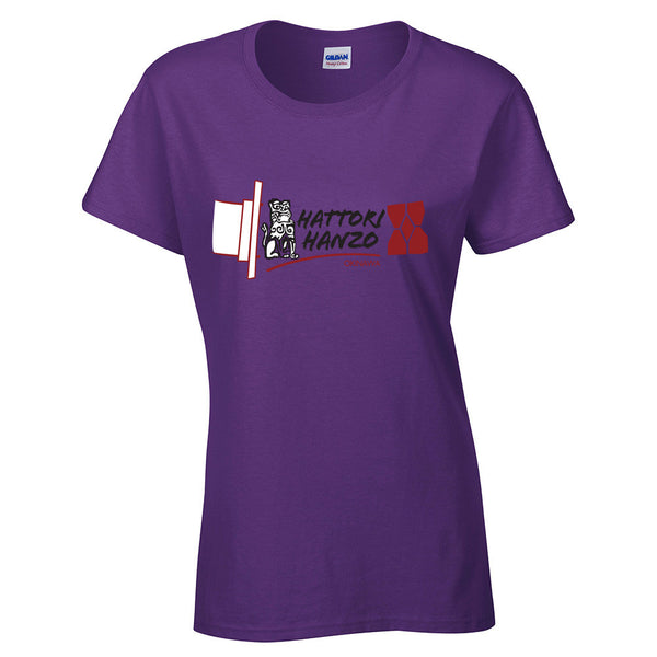 Hattori Hanzo Swords T-Shirt - BBT Clothing - 11