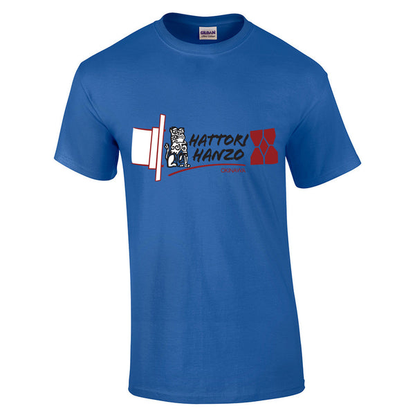 Hattori Hanzo Swords T-Shirt - BBT Clothing - 13