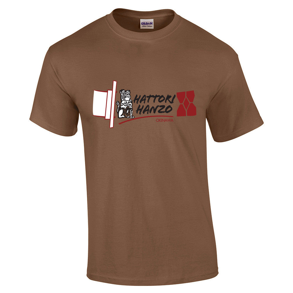 Hattori Hanzo Swords T-Shirt - BBT Clothing - 14