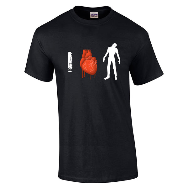 I Love Zombies T-Shirt - BBT Clothing - 7