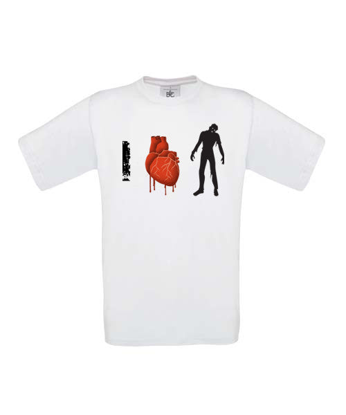 I Love Zombies T-Shirt - BBT Clothing - 3