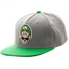 Nintendo Hat - Luigi Head