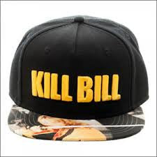 Kill Bill Hat