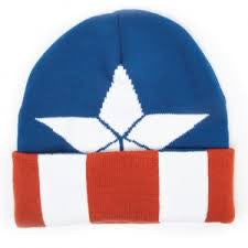 Captain America Hat - Beanie - BBT Clothing