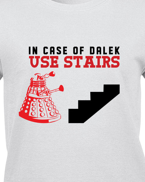 In case of Dalek T-Shirt - BBT Clothing - 10