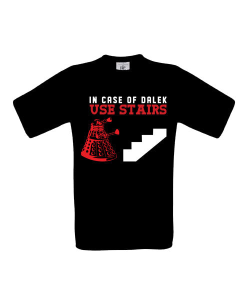 In case of Dalek T-Shirt - BBT Clothing - 3