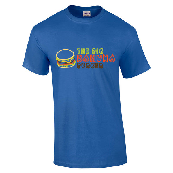 Kahuna Burger T-Shirt - BBT Clothing - 14