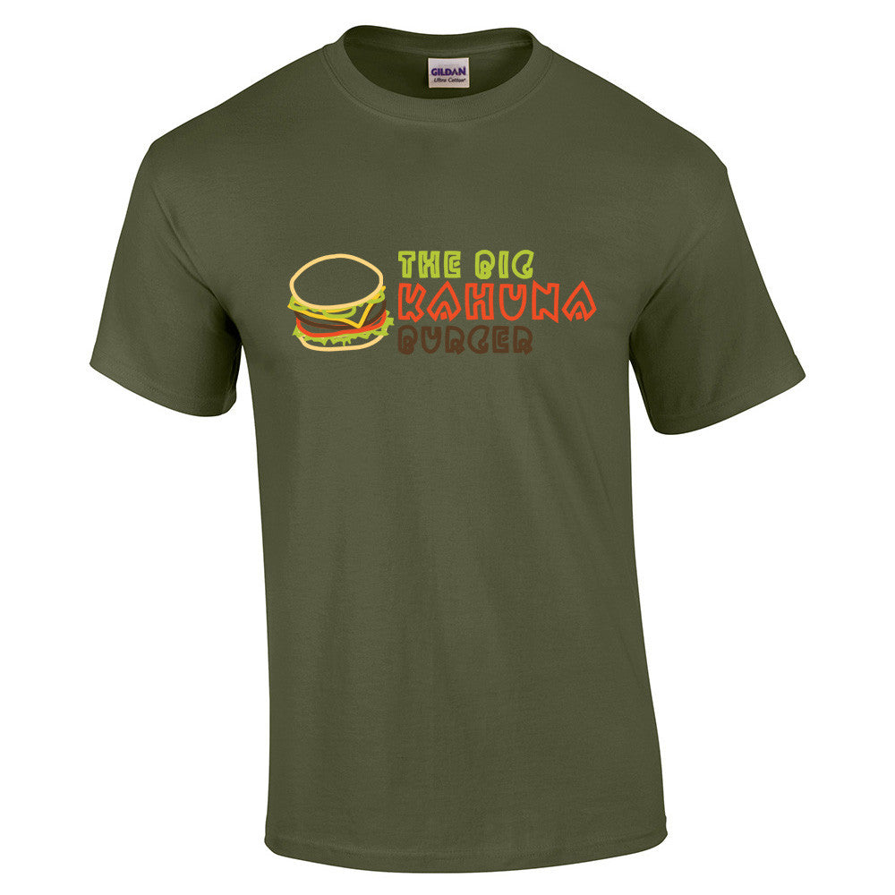 Kahuna Burger T-Shirt - BBT Clothing - 16