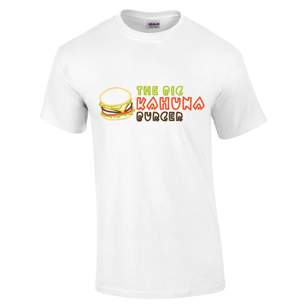 Kahuna Burger T-Shirt - BBT Clothing - 1