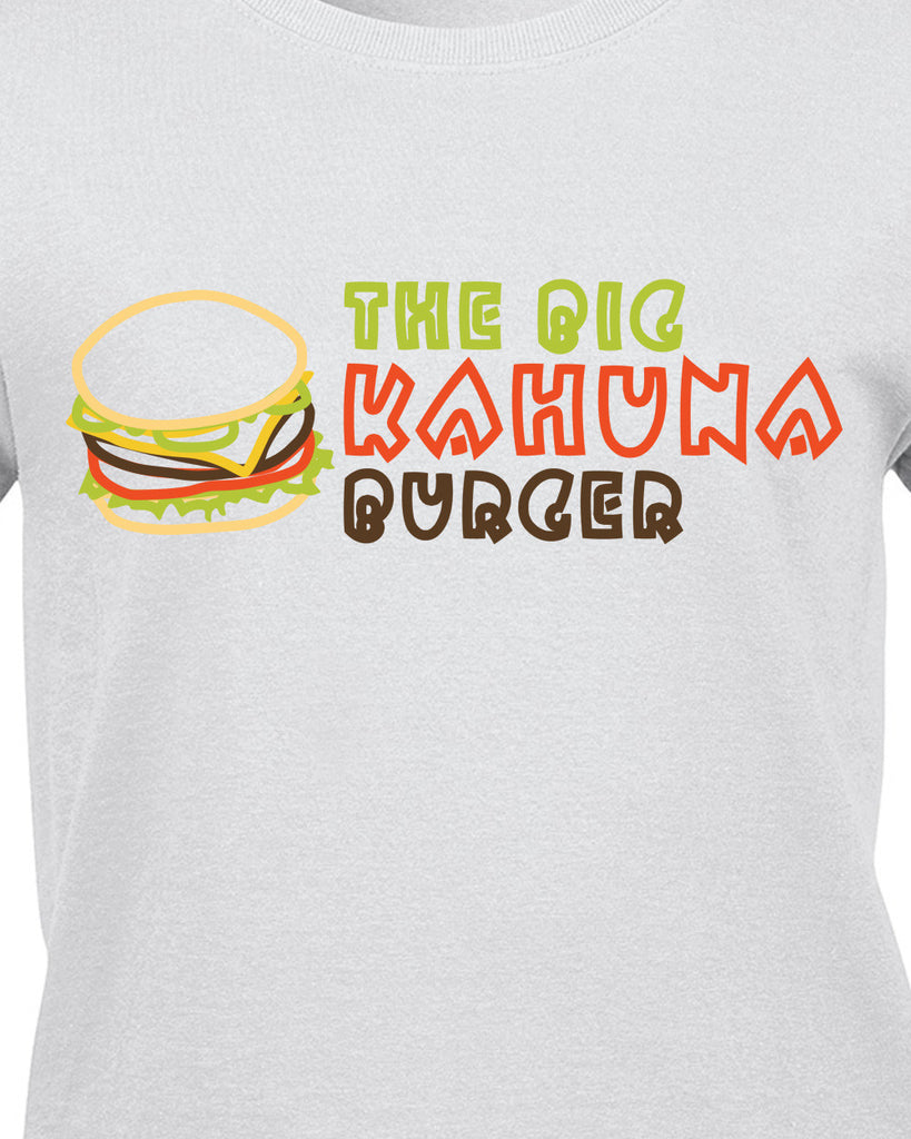 Kahuna Burger T-Shirt - BBT Clothing - 2