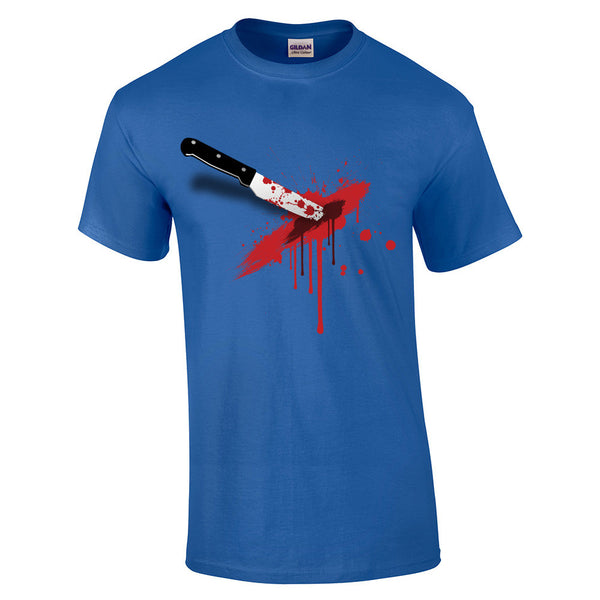 Knife Stab T-Shirt - BBT Clothing - 6