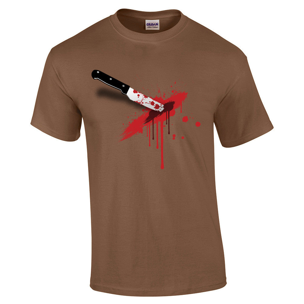 Knife Stab T-Shirt - BBT Clothing - 7