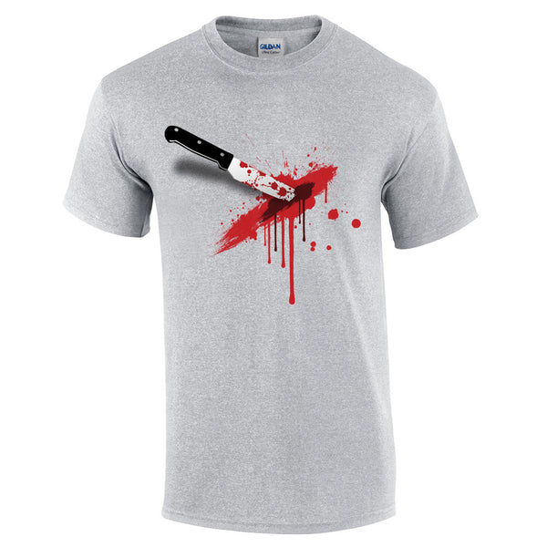 Knife Stab T-Shirt - BBT Clothing - 9