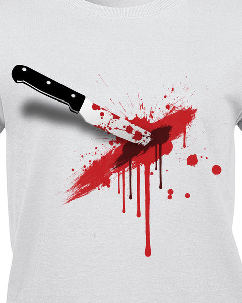 Knife Stab T-Shirt - BBT Clothing - 11