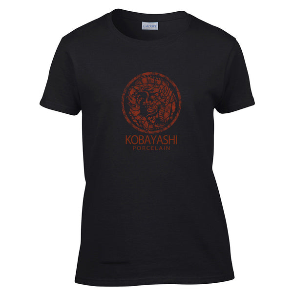 Kobayashi Porcelain T-Shirt -  White - BBT Clothing - 7