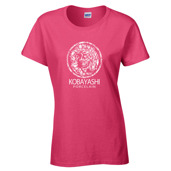 Kobayashi Porcelain T-Shirt -  White - BBT Clothing - 9