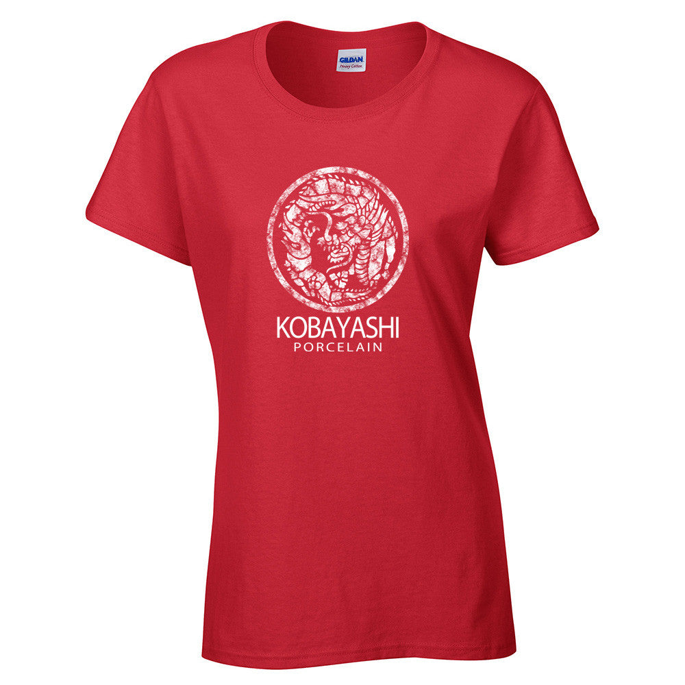 Kobayashi Porcelain T-Shirt -  White - BBT Clothing - 12