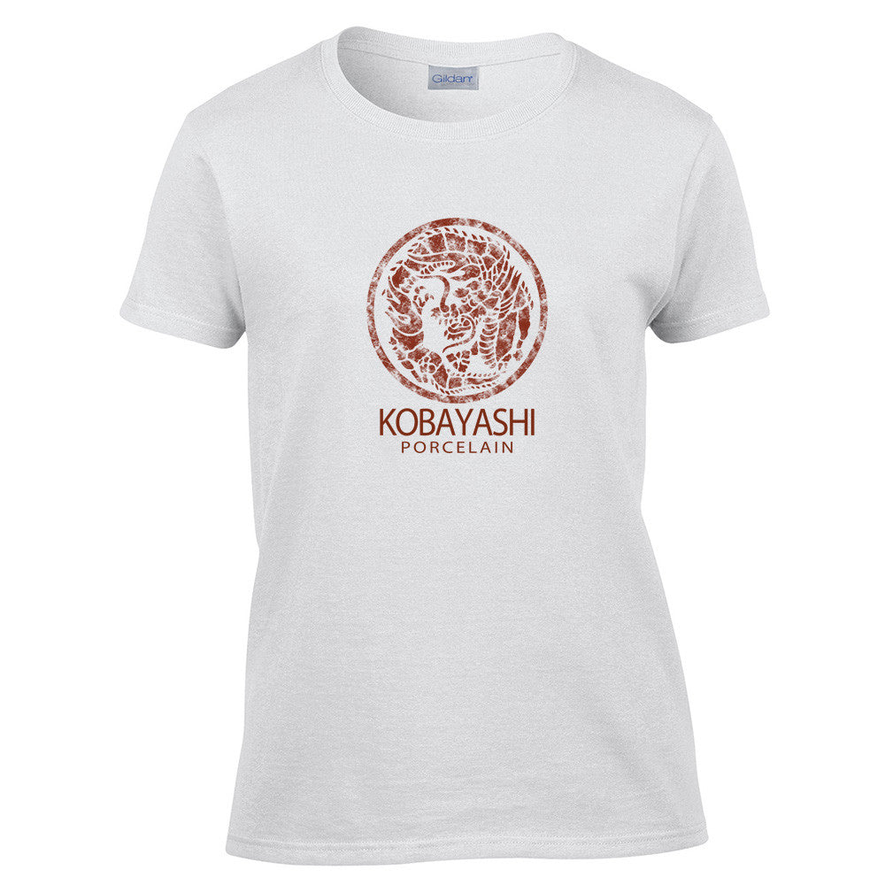 Kobayashi Porcelain T-Shirt -  White - BBT Clothing - 13