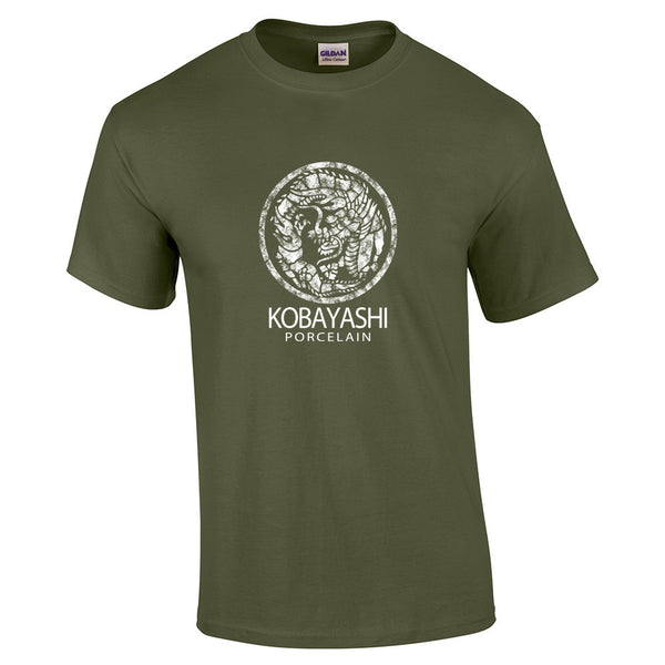 Kobayashi Porcelain T-Shirt -  White - BBT Clothing - 17
