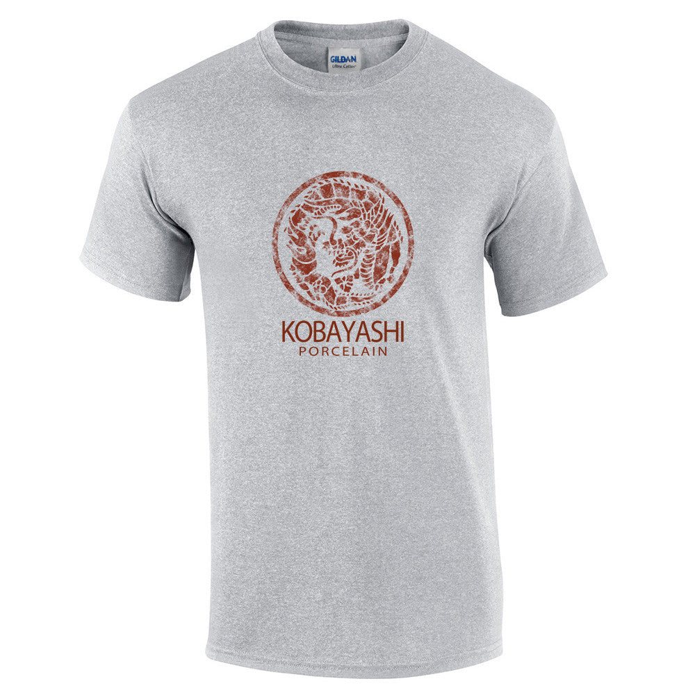 Kobayashi Porcelain T-Shirt -  White - BBT Clothing - 18