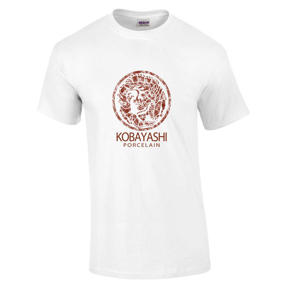 Kobayashi Porcelain T-Shirt -  White - BBT Clothing - 19