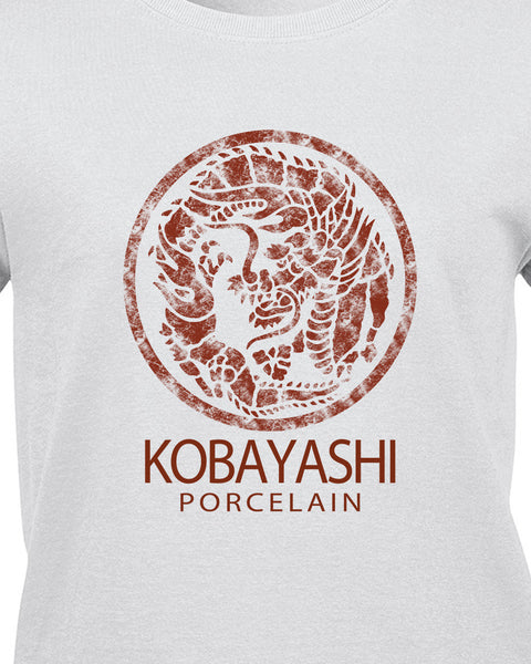 Kobayashi Porcelain T-Shirt -  White - BBT Clothing - 20