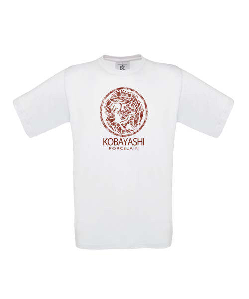 Kobayashi Porcelain T-Shirt -  White - BBT Clothing - 3