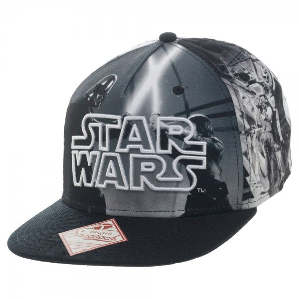 Star Wars Hat - Vader - BBT Clothing - 3