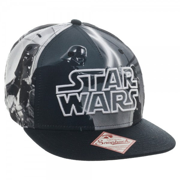 Star Wars Hat - Vader - BBT Clothing - 2