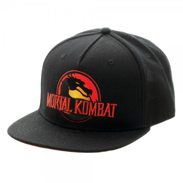 Mortal Kombat Hat - Logo - BBT Clothing - 2