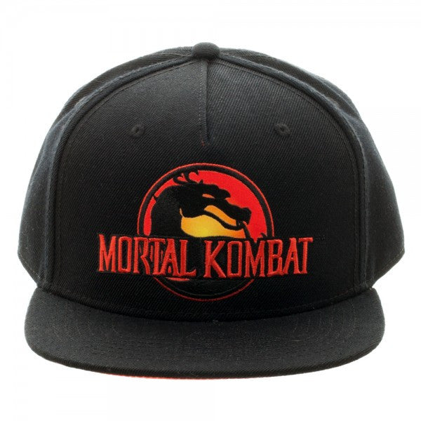 Mortal Kombat Hat - Logo - BBT Clothing - 1