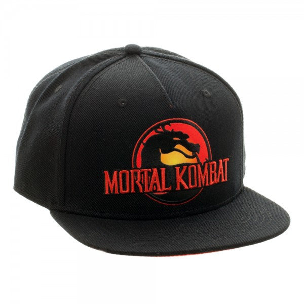 Mortal Kombat Hat - Logo - BBT Clothing - 3