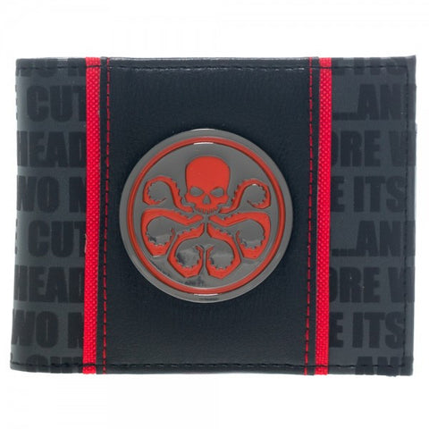 Marvel Wallet - Hydra Logo