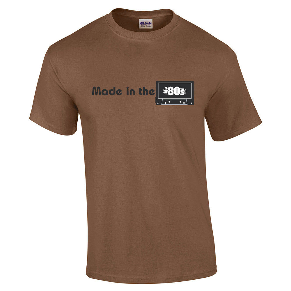 Made in the 80's T-Shirt - BBT Clothing - 8