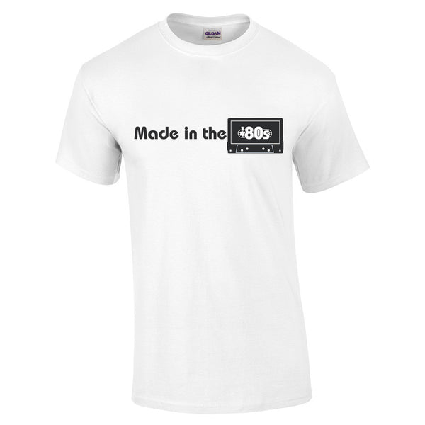 Made in the 80's T-Shirt - BBT Clothing - 6